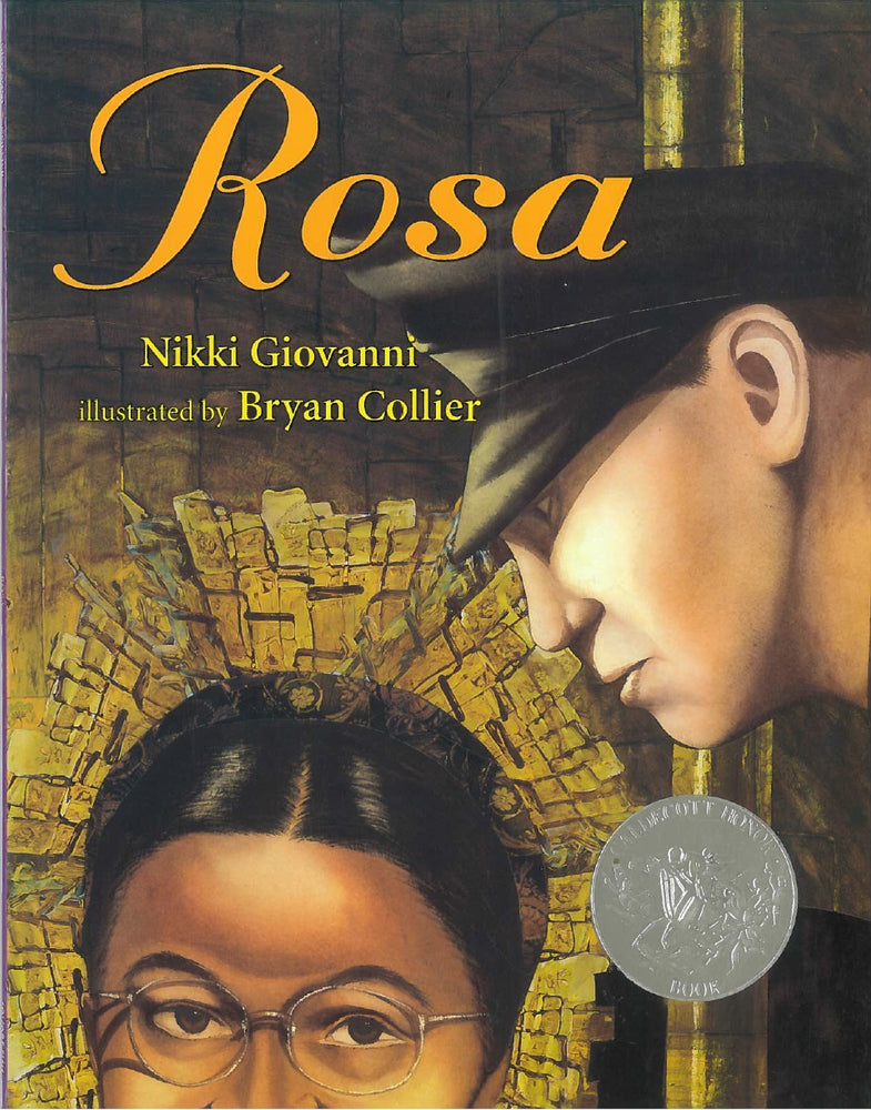 Rosa by Nikki Giovanni, illustrated by Bryan Collier