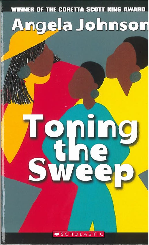 Toning the Sweep by Angela Johnson