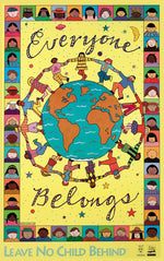 Everyone Belongs Poster