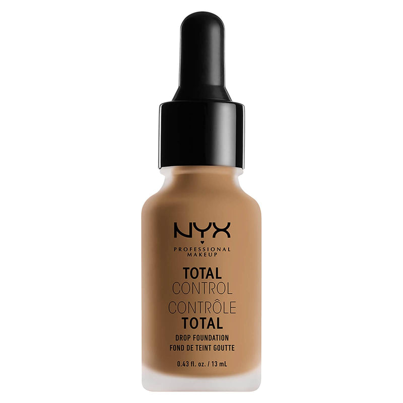 NYX Total Control Foundation | Caramel