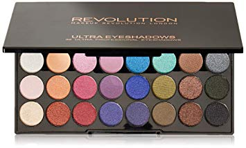 Revolution Mermaids Forever Shadow Pallet