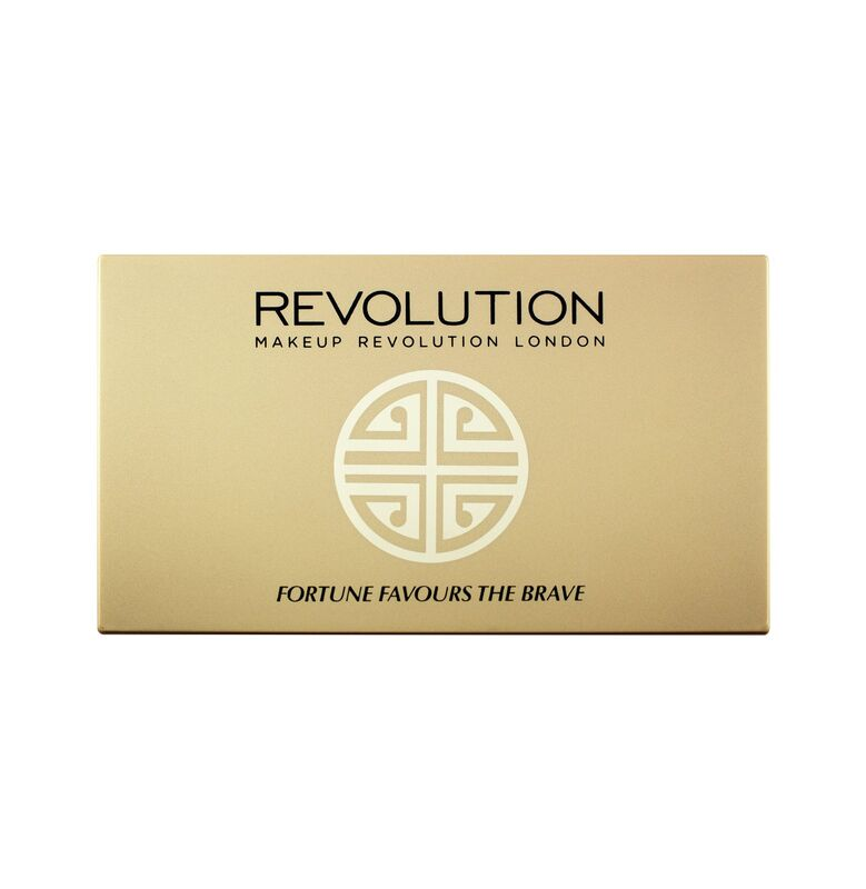 Revolution Fortune Favors The Brave  Shadow Pallet