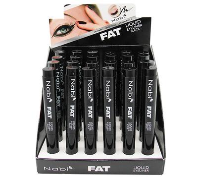 Nabi Fat Liquid Eyeliner Black
