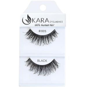 Kara Human Hair Lashes | 605