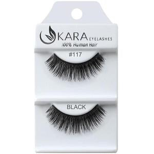 Kara Human Hair Lashes | 117