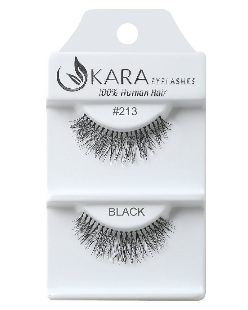 Kara Human Hair Lashes | 213