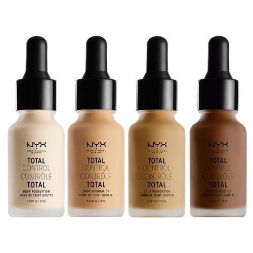 NYX Total Control Foundation | Cocoa