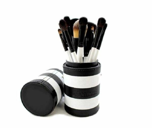 Morphe Set 706 12pcs Black & White Travel Set
