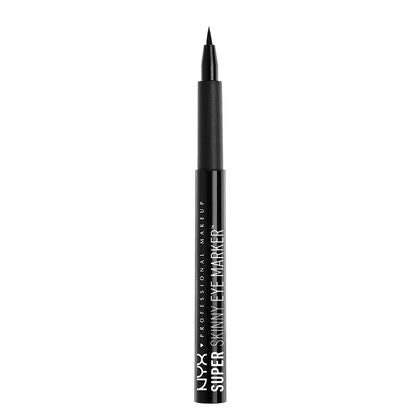 NYX Super Skinny Marker | Carbon Black