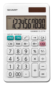 Business Calculator Sharp EL-244WB