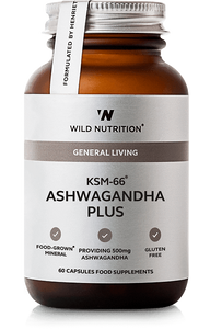 Food-Grown® KSM-66® Ashwagandha Plus