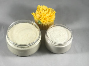 Lemon Pound Cake Body Butter