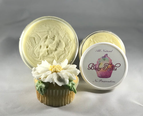 Lemon Eczema Blend Body Butter