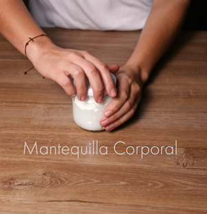 Tutorial mantequilla corporal o body butter natural