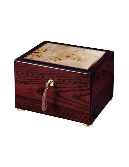 Reflections - Rosewood Chest Urn Cremation Urn
