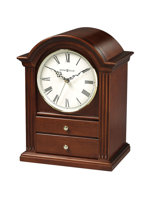 Heritage Mantel Clock Cremation Urn