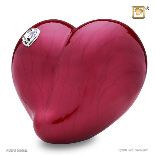 ADULT LOVEHEART™ CREMATION URN