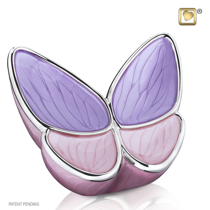ADULT WINGS OF HOPE™ LAVENDER CREMATION URN