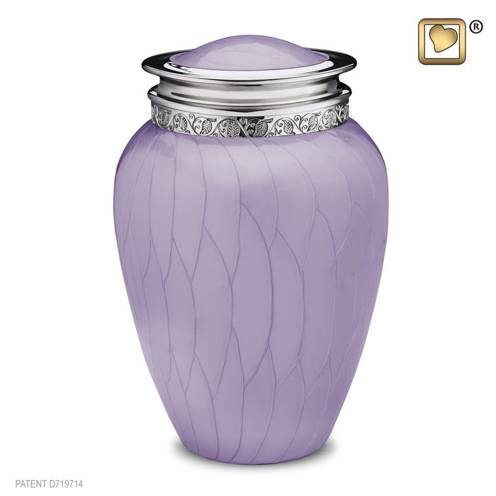 ADULT BLESSING™ LAVENDER PEARL WITH NICKEL