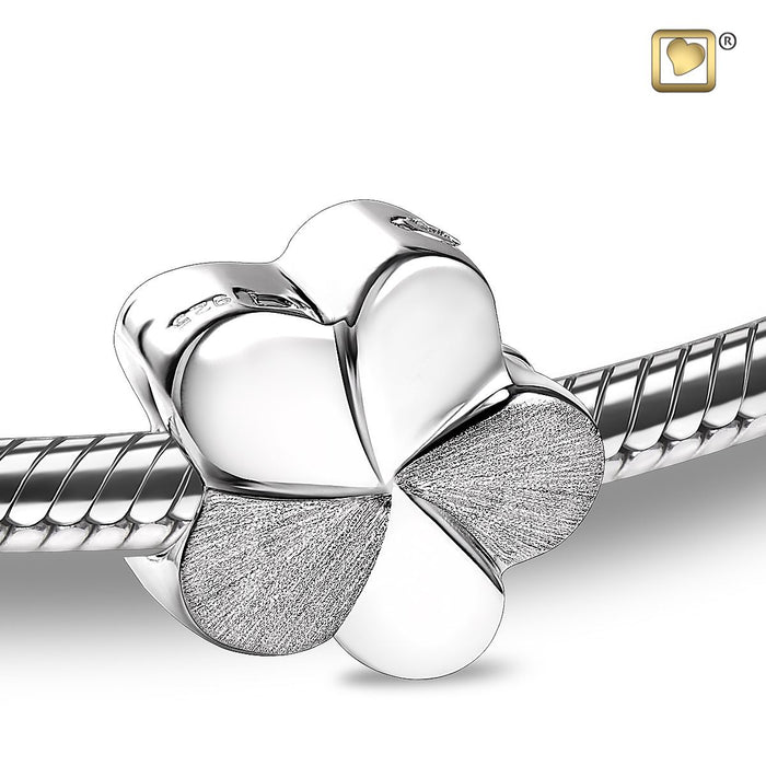 BEAD Bloom™ Rhodium Plated Two Tone