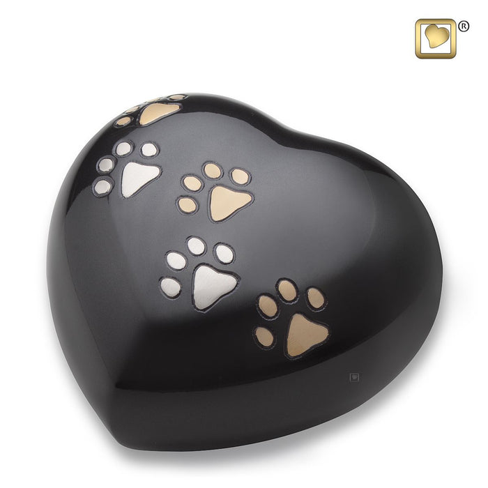 HEART MIDNIGHT PET MEDIUM
