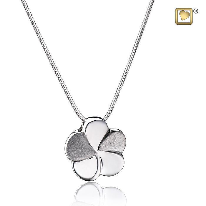 PENDANT Bloom™ Rhodium Plated Two Tone