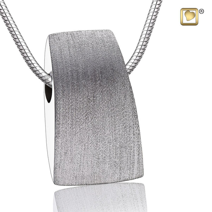 PENDANT Tribute™ Rhodium Plated Two Tone