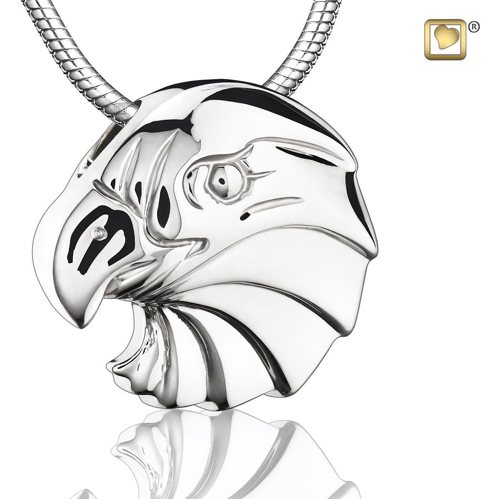 PENDANT Eagle™ Rhodium Plated