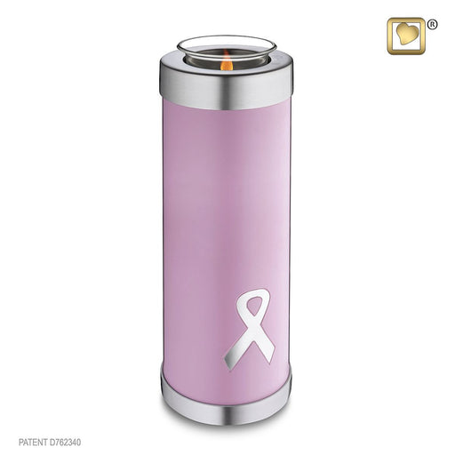 TEALIGHT AWARENESS PINK TALL™