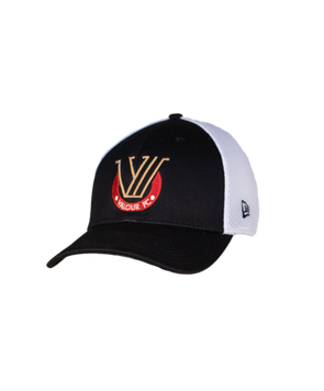 39Thirty Black Valour Flex Cap