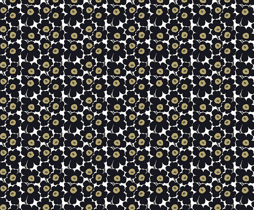 Marimekko Mini Unikko Cotton Fabric