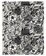 Marimekko Floristi Coated Cotton