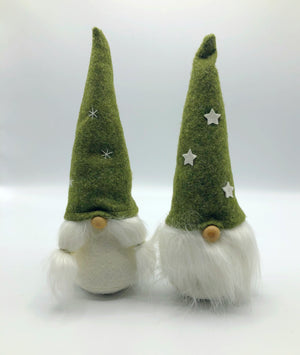 Tomte and Tomtemor couple
