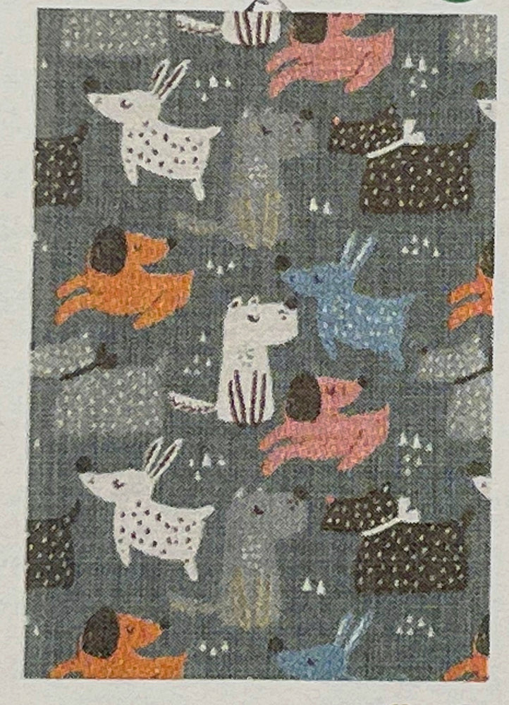 Ekelund Cat & Dog Hand Towels