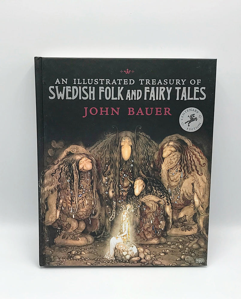 Swedish Folk and Fairy Tales