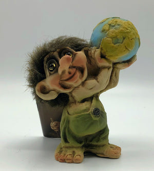 Troll with World
