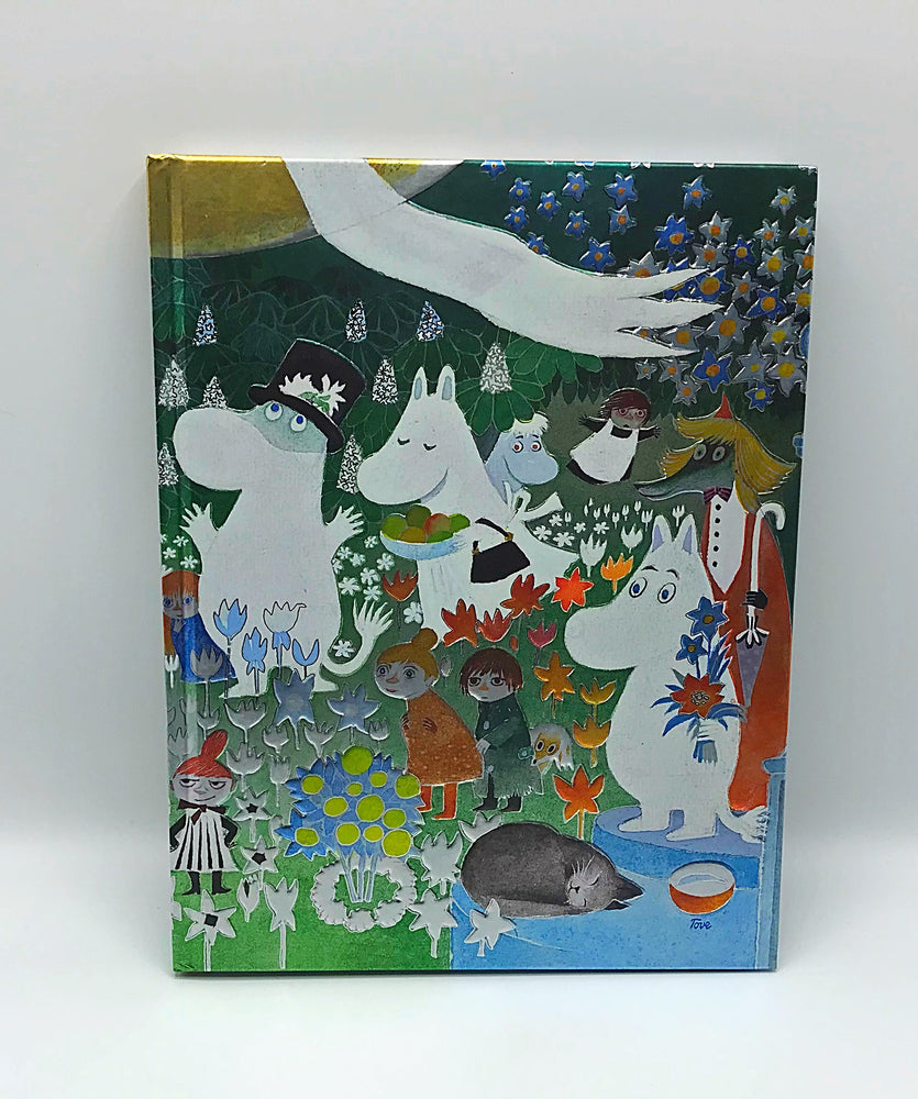 Moomin Sketch Book