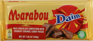 Marabou Chocolate Bar