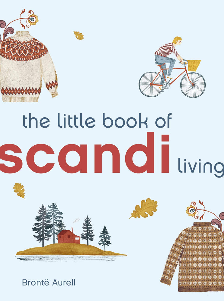 The Little Book of Scandi Living Hardcover