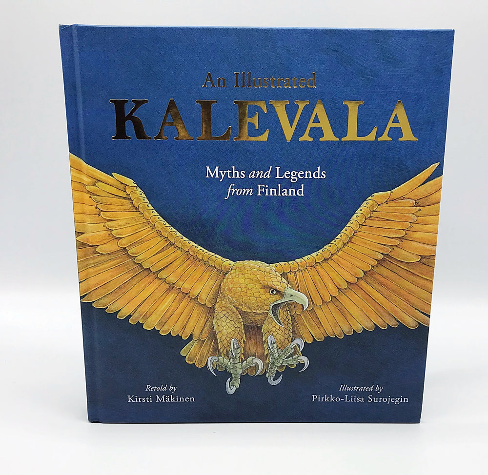 An Illustrated Kalevala