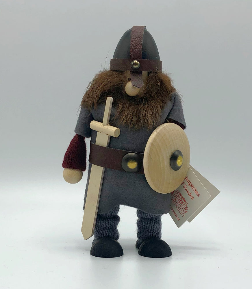 Viking with Shield
