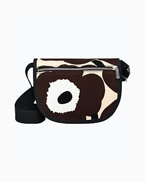 Kerttu Pieni Unikko Canvas Shoulder Bag