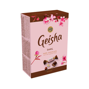 Geisha Hazelnut Chocolate