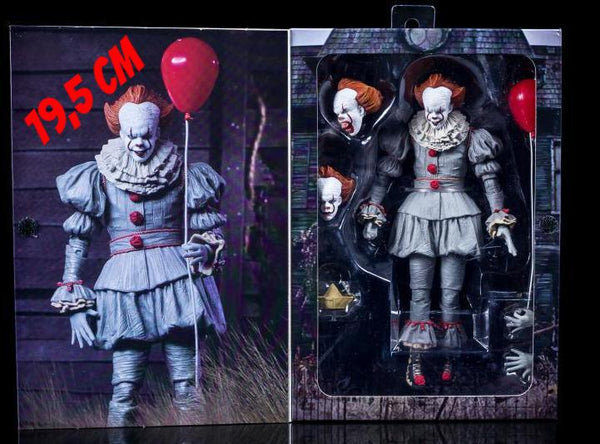 Stephen King's IT El Payaso Figura 19,5cm
