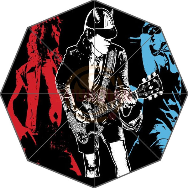Hot Sale Custom Famous Rock Band Adults Universal Design Fashion Foldable Umbrella Good Gift Idea!Free Shipping U30-133