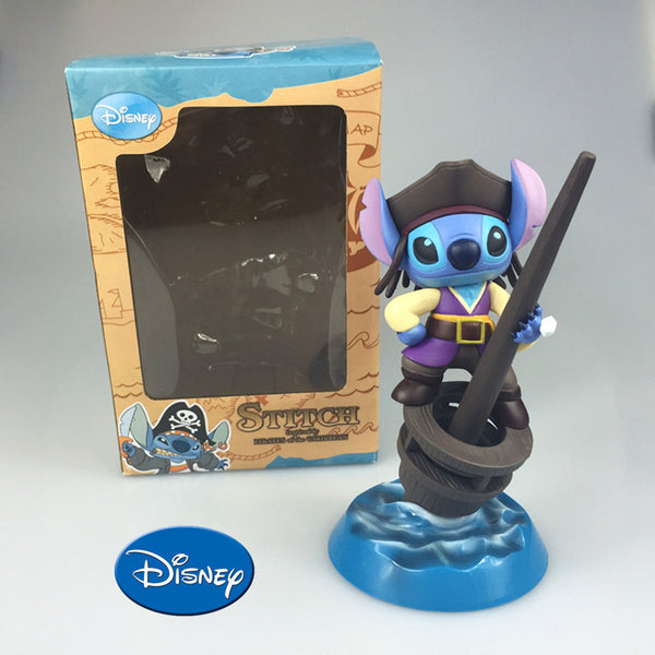 STITCH DISNEY  PIRATA figura