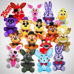 25cm Five Nights en Freddy's peluche