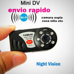 Q7 Mini Camera WIFI HD  Mini Video  Vision NOCTURNA VIGILANCIA