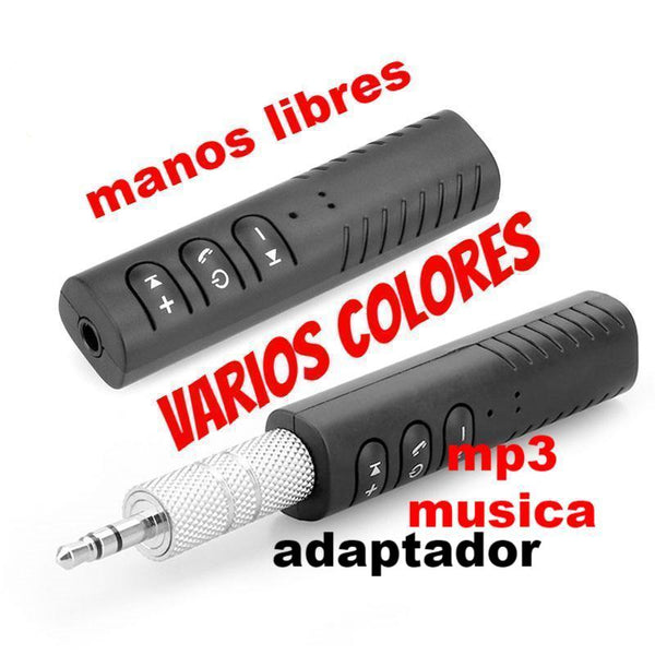 Mini USB inalámbrico Bluetooth para automóvil  CASA ETC