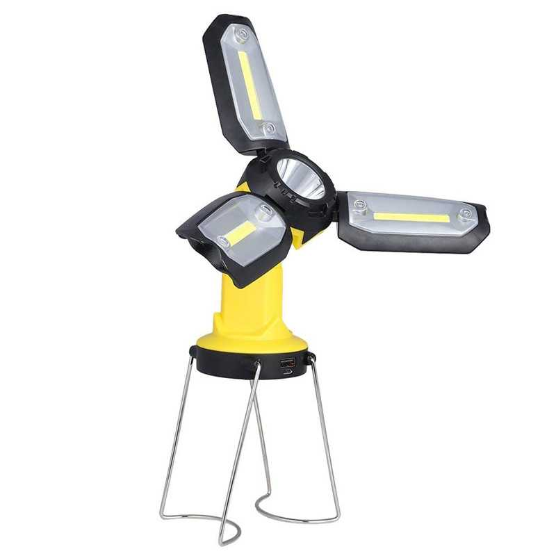 5W 8 Modes Portable Multi-purpose Work Lights